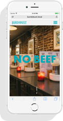 Bundobust Mobile Version