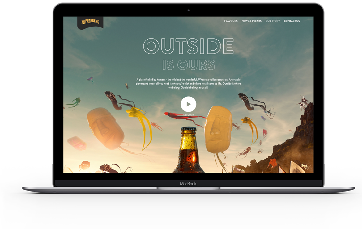 Kopparberg UK Desktop Version