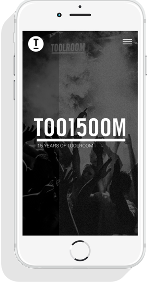Toolroom 15 Mobile Version