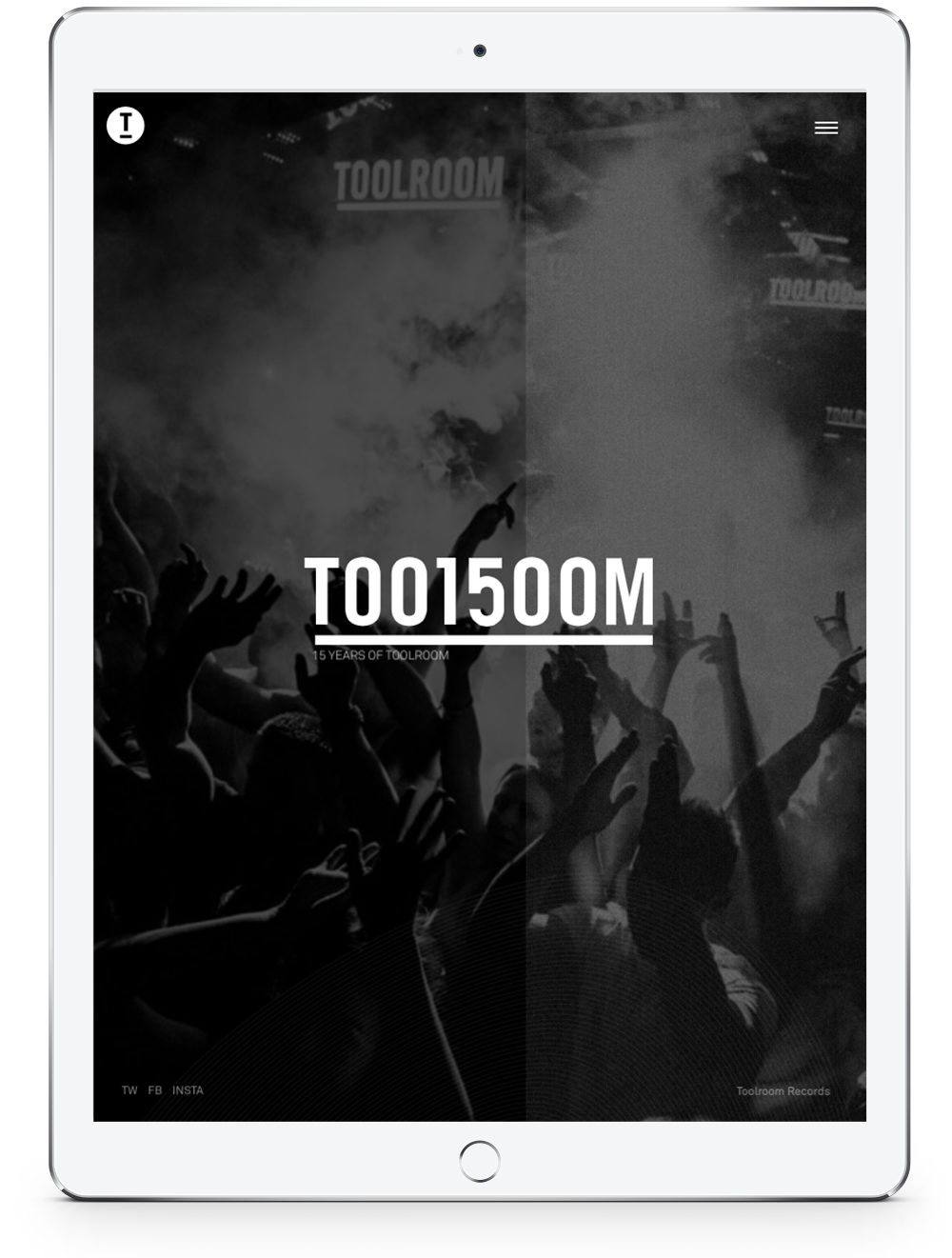 Toolroom 15  Tablet Version